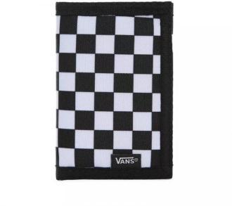 portfel VANS - Slipped Black/White Check (HU0)