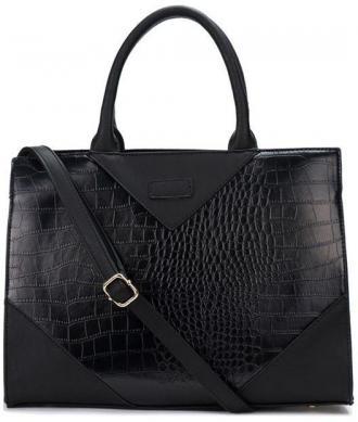 Torebka damska Shopper Bag Priscilla Black