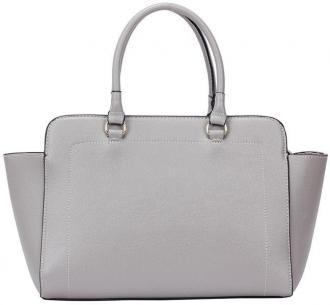 Szara torebka damska shopper bag Sharon