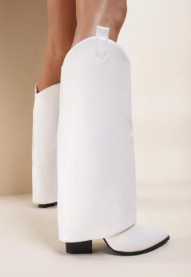 Białe Kozaki Almondwing