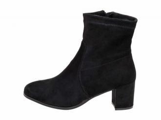 Czarne botki damskie SABATINA DM20-266
