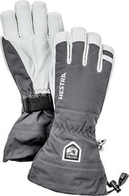 Hestra Army Leather Heli Ski Rękawiczki, grey 7 2020 Rękawice narciarskie