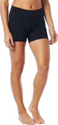 TYR Solid Kalani Spodnie krótkie Kobiety, black XS 2020 Bikini