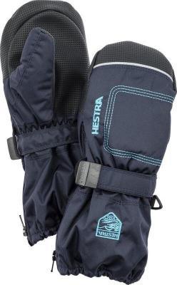 Hestra Baby Zip Long Rękawiczki Dzieci, dark navy 1 2020 Rękawice narciarskie