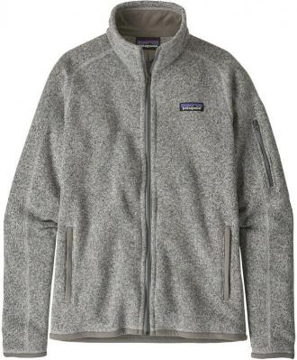 Patagonia Better Sweater Kurtka Kobiety, birch white S 2021 Kurtki polarowe