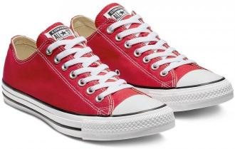 Converse czerwone unisex trampki Chuck Taylor All Star Classic Colors - 36