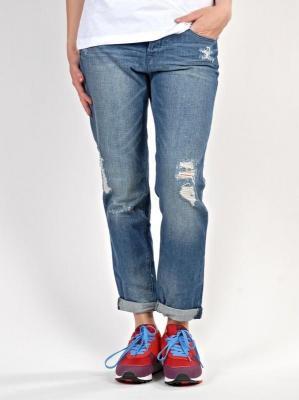 Roxy TOMBOY BJDW markowe dżinsy damskie - 27