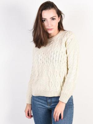 Element ACHILLE NATURAL damski sweter projektant - XS