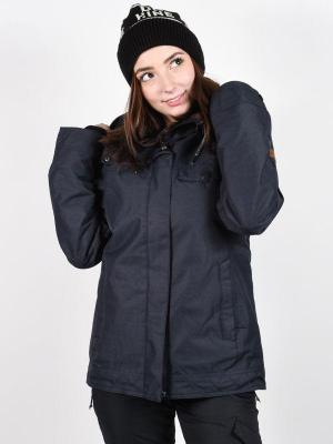 Roxy BILLIE TRUE BLACK kurtka zimowa kobiety - S