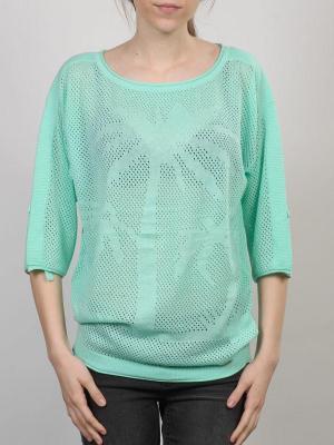 Rip Curl PALM ICE GREEN damski sweter projektant - S