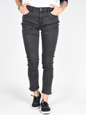 Roxy NIGHT SPIRIT washed black markowe dżinsy damskie - 27