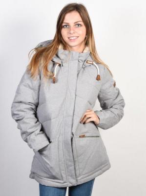 Roxy NANCY HERITAGE HEATHER kurtka zimowa kobiety - S