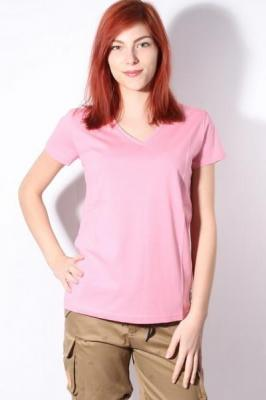 Femi Pleasure MARY CANDY PINK t-shirt damski - S