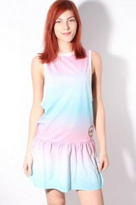 Femi Pleasure BAHAMA GRADIENT krótkie sukienki - M