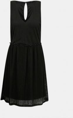 Czarna sukienka VERO MODA Katie - XS
