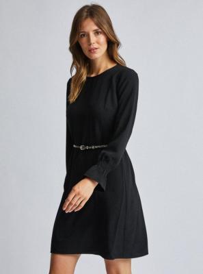 Czarna sukienka Dorothy Perkins - L