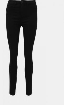Czarne dżinsy skinny fit Noisy May Callie - S