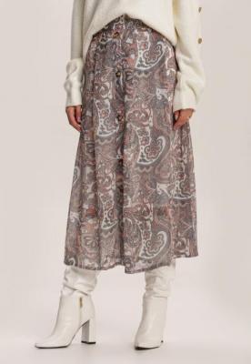 Biała Spódnica Jaenaith
