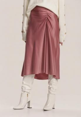 Różowa Spódnica Dracoth