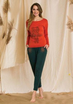 Key LHS 887 B20 piżama damska