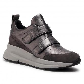 Sneakersy GEOX - D Backsie D D04FLD 0Y222 C9002 Dk Grey