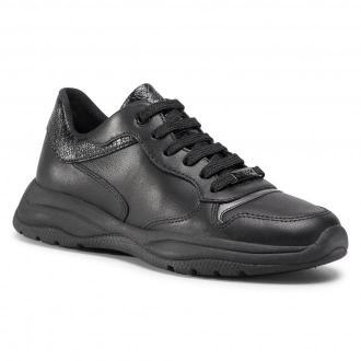 Sneakersy GEOX - D Smeraldo A D04GCA 085PV C9999 Black