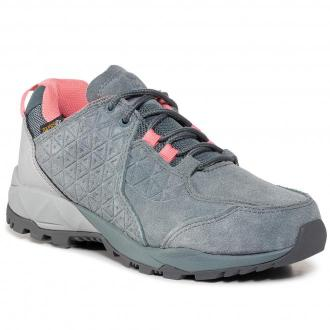 Trekkingi JACK WOLFSKIN - Cascade Hike Lt Texapore Low W 4035521 Pebble Grey/Pink
