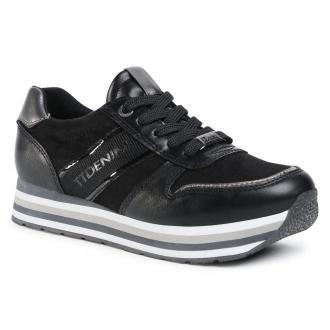 Sneakersy TOM TAILOR - 9095501  Black