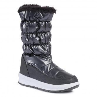 Śniegowce CMP - Holse Wmn Snow Boot Wp 39Q4996 Antracite U423