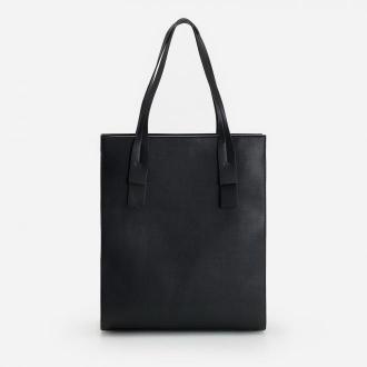 Reserved - Torba shopper na ramię - Czarny