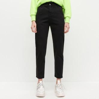 Reserved - Spodnie chino - Czarny