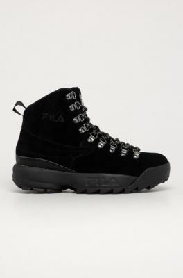 Fila - Buty zamszowe Disruptor Hiking Boot