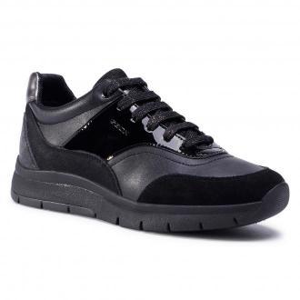 Sneakersy GEOX - D Callyn B D049GB 05422 C9999 Black