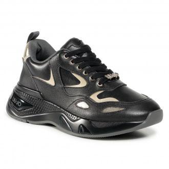 Sneakersy LIU JO - Hoa 01 BF0017 P0102 Black 22222