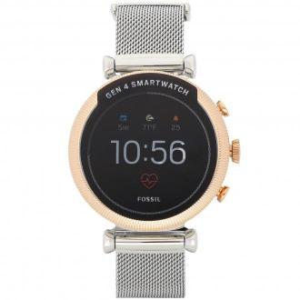 Smartwatch FOSSIL - Sloan HR FTW6043 Silver/Gold