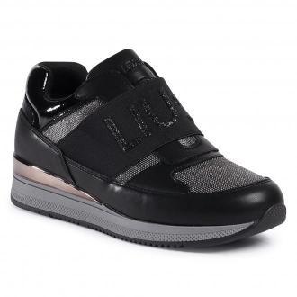 Sneakersy LIU JO - Connie 152 4F0743 EX016 Nero 22222