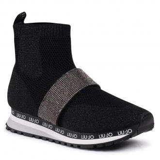 Sneakersy LIU JO - Wonder 157 4F0821 TX022 Black 22222