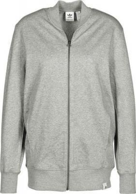 "Bluza damska adidas adidas XbyO Track Jacket ""Medium Grey Heather"" BK2305"