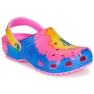 Buty Crocs  CLASSIC TIE DYE GRAPHIC CLOG