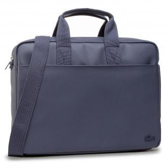 Torba na laptopa LACOSTE - Computer Bag NH2451HC Peacoat 021