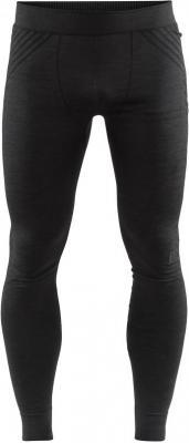 Craft Fuseknit Comfort Bielizna dolna Mężczyźni, black S 2020 Spodnie termiczne długie