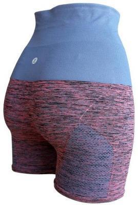Kidneykaren Yoga Spodnie krótkie Kobiety, pink patrole XS 2020 Odzież do jogi