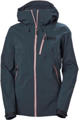 Helly Hansen Odin Mountain 3L Shell Jacket Women, slate XS 2020 Kurtki narciarskie