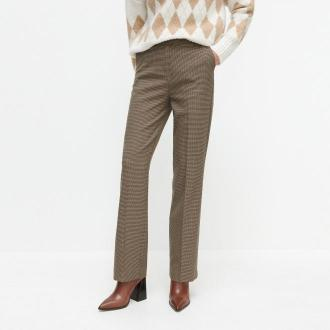 Reserved - Spodnie w pepitkę - Wielobarwny
