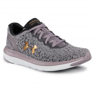 Buty UNDER ARMOUR - Ua W Charged Impulse Knit 3022603-500 Ppl
