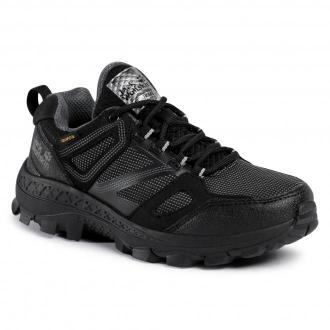 Trekkingi JACK WOLFSKIN - Downhill Texapore Low W 4044151 Black/Grey