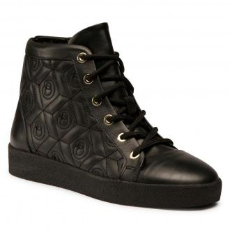 Sneakersy BALDOWSKI - D03356-0046-002 Skóra Czarna