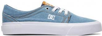 Dc TRASE TX SE BLUE/WHITE/BLUE pantofle damskie letnie - 38EUR