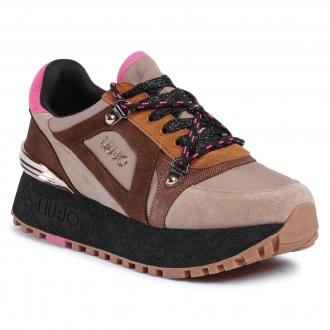 Sneakersy LIU JO - BF0077 PX002 Sepia S1631