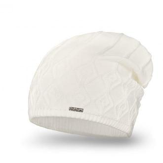 Przedłużana czapka damska
